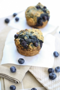 Whole-Wheat-Blueberry-Muffins-For-Two-chocolateandcarrots.com-GLE-1377
